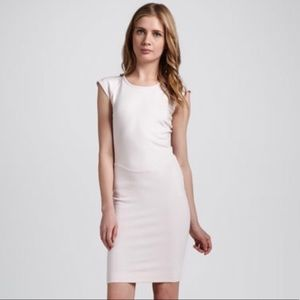Ivory cocktail dress
